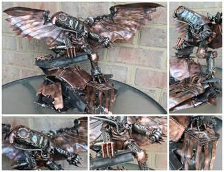 Bioshock Infinite - THE Songbird by geargoylemetalart