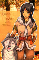 CoAD: Torak and Wolf by suzannedcapleton