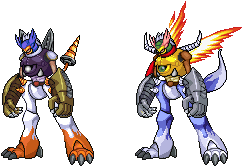 Monster Rancher Digimon Xros + Origin Mode by Wooded-Wolf