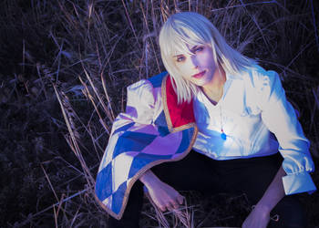 Howl Cosplay, Howl's Moving Castle by hakucosplay