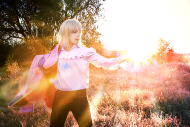 Howl's Moving Castle Cosplay by hakucosplay