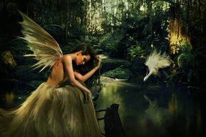 Fairy solitude by Energiaelca1