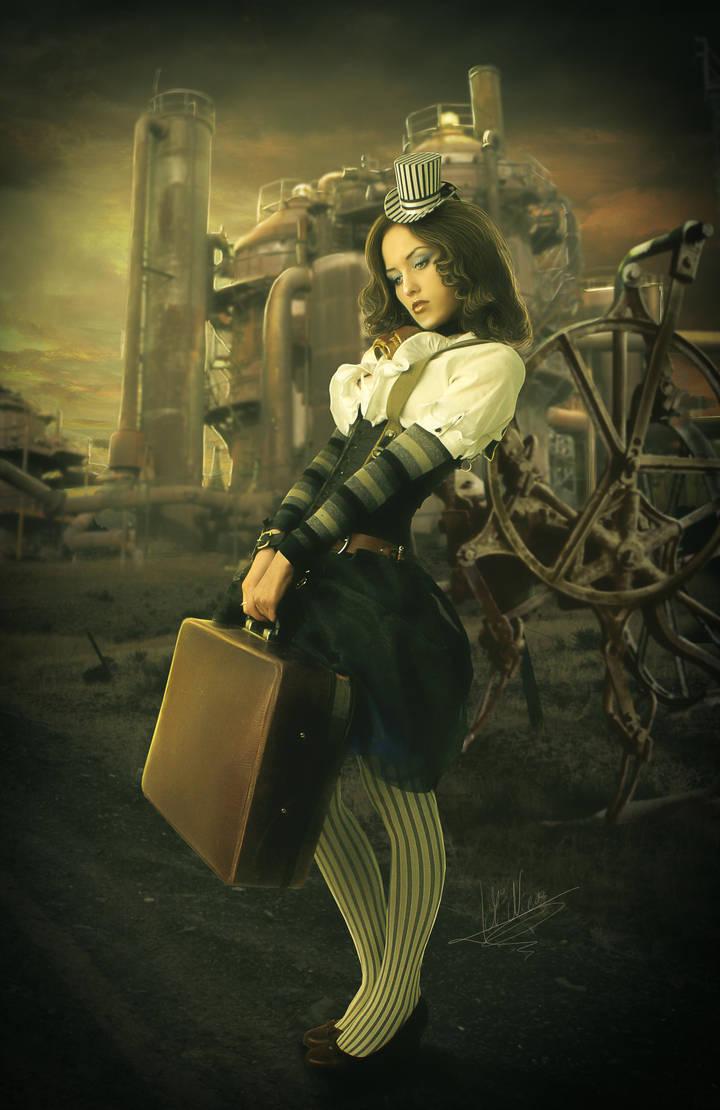 Steampunk by Energiaelca1