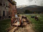 Harvest days by Energiaelca1