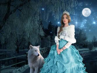 Winter Princess by Energiaelca1