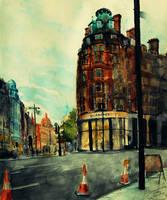 London Street by idontbite
