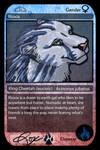 Rioxia - DA Trading Card by CharReed