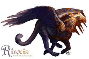 Rioxia Windsonde Sheet by CharReed