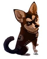 Gyoza Pet Caricature by CharReed
