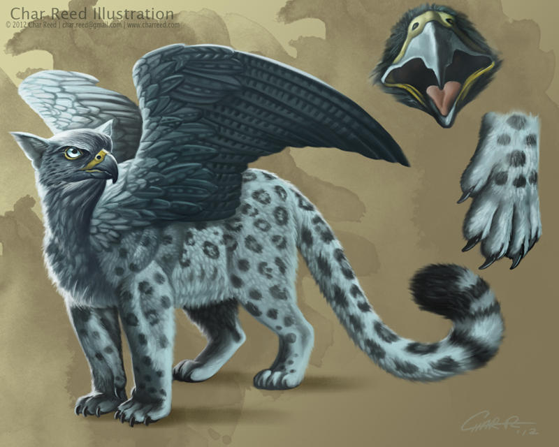 Graphis Gryphon by CharReed