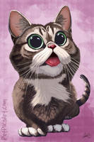 Famous Friday: Lil Bub by CharReed
