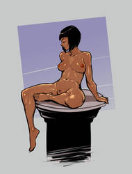 Nude-Comm by IZRA