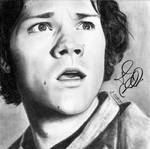 Sam (with Autograph) by Lyndriel