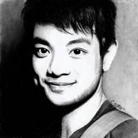 Kevin Tran (Osric Chau) by Lyndriel