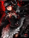 Alice Evans by Yumoe