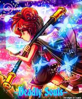SPEEDPAINT Yuki - Deadly souls by Yumoe