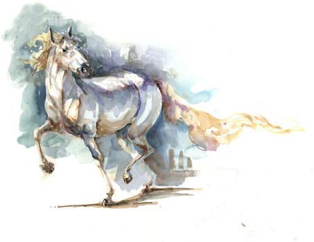 Horse 01 by sheldonsartacademy