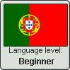 Portuguese Language Level: Beginner by JMCV29