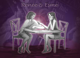Renee adored Esme by nackmu