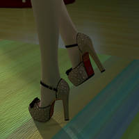 Shoes Model 3d by 8DFineArt