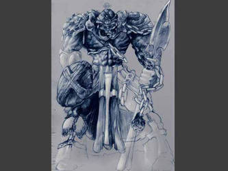 Crusader by mfatal