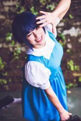 Akane Tendo by nadyasonika