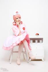 Nurse Joy by nadyasonika