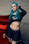 Dark SuperGirl by nadyasonika