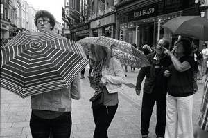 Head Umbrella Eye by Treamus