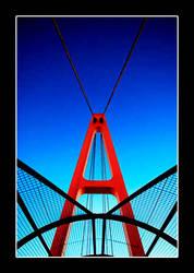 'A' Bridge by Treamus