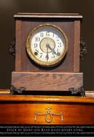 Mantel Clock Stock4 by The-Average-Alex