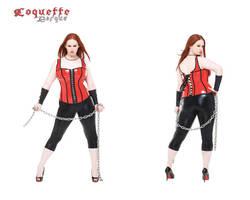 Coquette Darque Catalog 03... by demonicademorte
