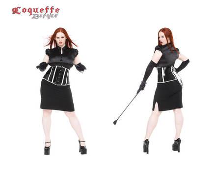 Coquette Darque Catalog 08... by demonicademorte
