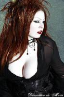 Pure Inner Evil... by demonicademorte