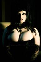 Queen of the Dark... by demonicademorte