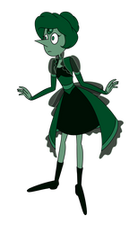 Pearlsona Challenge - Forest Green by fokkusu1991