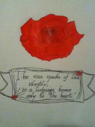 Romantic Rose by jaritza2005