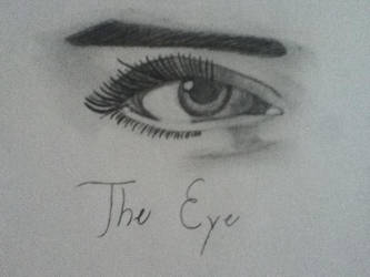 The Eye by jaritza2005