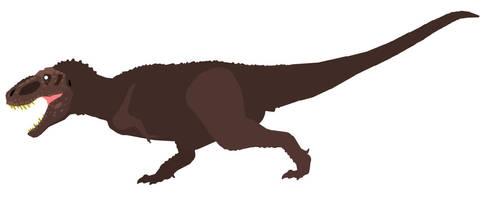 New Tyrannosaurus rex stk! by Dinomorph5000