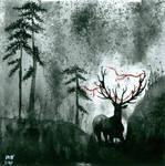 Black Snow II by SunriseOnVenus