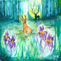 Inner self by SunriseOnVenus