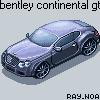 Pixel-Bentley by raynoa