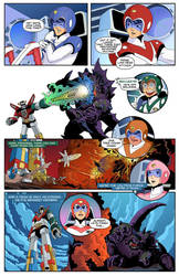 VOLTRON: IT NEVER GETS OLD by Roderic-Rodriguez