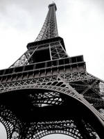 Eiffel Tower by Vybral