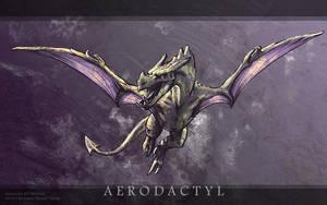 Aerodactyl by Kezrek
