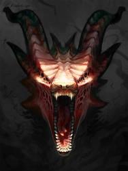 Demon of mine by Kezrek
