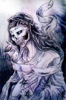 La Santa Muerte by Candys-Killer
