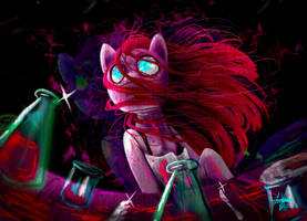 CURSE OF PINKAMENA by Candys-Killer