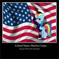 USMC Motivational by Vorstriem