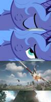 Luna Blow Up by Vorstriem